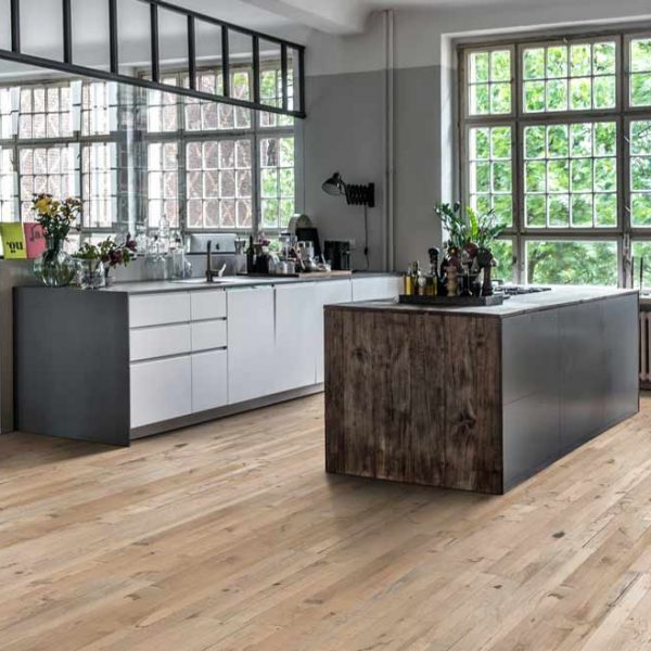 Kahrs Oak Anziano Engineered Wood Flooring - Room Set