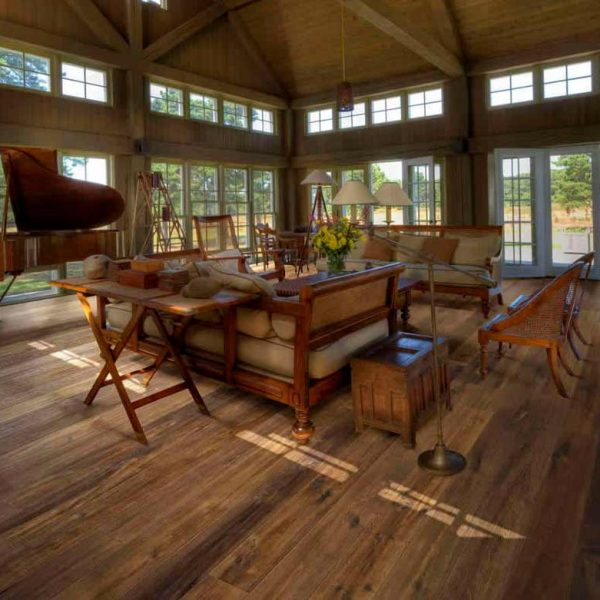 Kahrs Artisan Oak Imperial Rye - Room