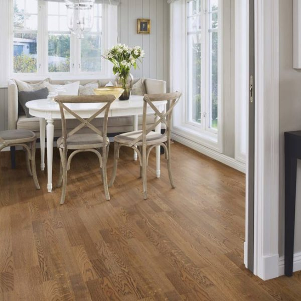 Boen Oak Alamo 3 Strip Live Natural EAGLTKTD - Room