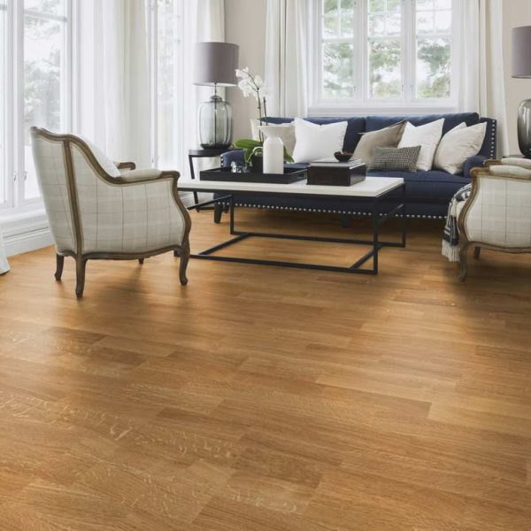 Boen Oak Adagio 3 Strip Live Satin EIGL2PTD - Room