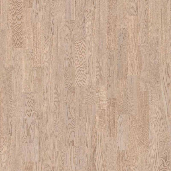 Boen Oak White Andante 3-Strip Brushed Live Matt EIGL32TD