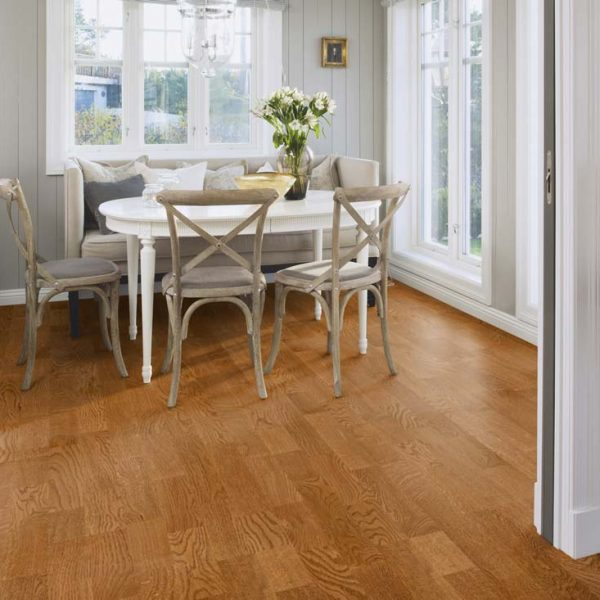 Boen Oak Toscana 3 Strip Live Matt ETGL35TD - Room