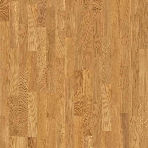 Boen Oak Andante 3 Strip Brushed Live Natural FAGL3KTD
