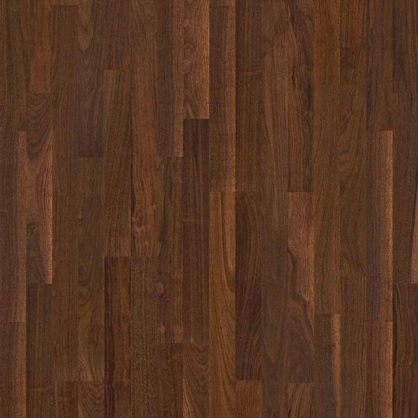 Boen Walnut American Andante 3 Strip Live Natural NUGL3KTD