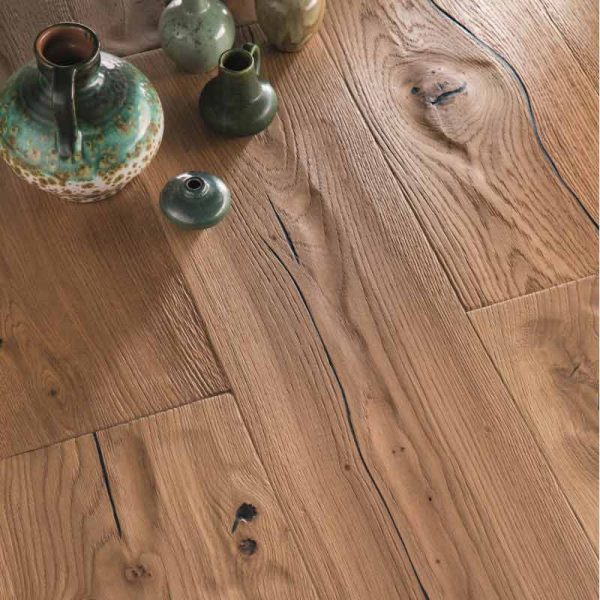 Boen Oak Epoca Chalet Brushed Live Natural SLCXZKWD - Room