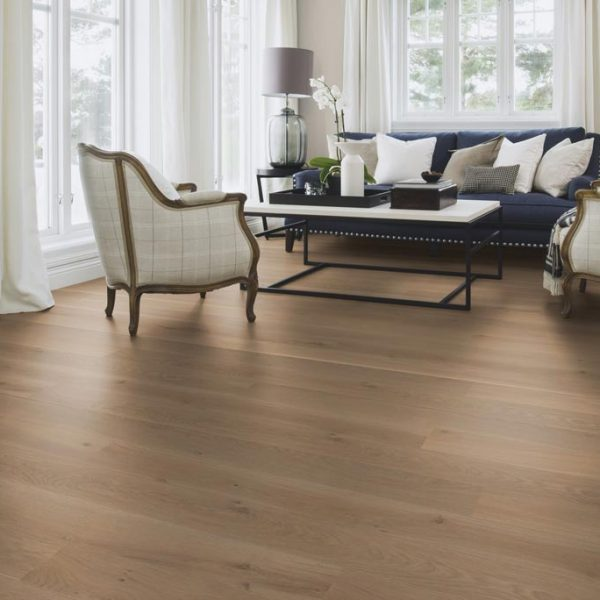 Boen Oak Sand Chaletino Brushed Live Natural XHCY4MFD - Room