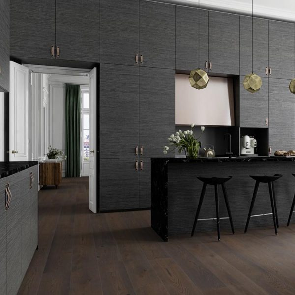 oen Stonewashed Oak Brown Jasper 138mm Brushed Live Natural XZGVVKFD - Room