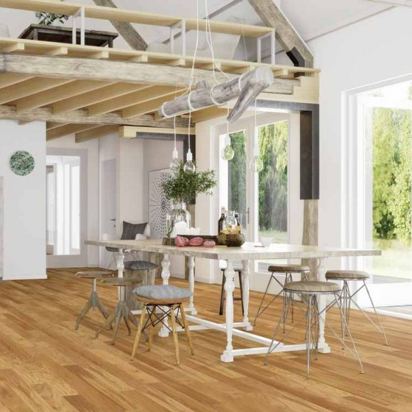 Boen Maxi Oak rustic Live Natural EIL64KPD - Room