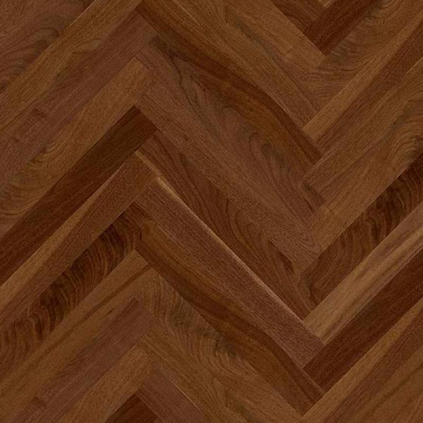 Boen Prestige Herringbone Walnut American Nature Live Natural NUN23K5D