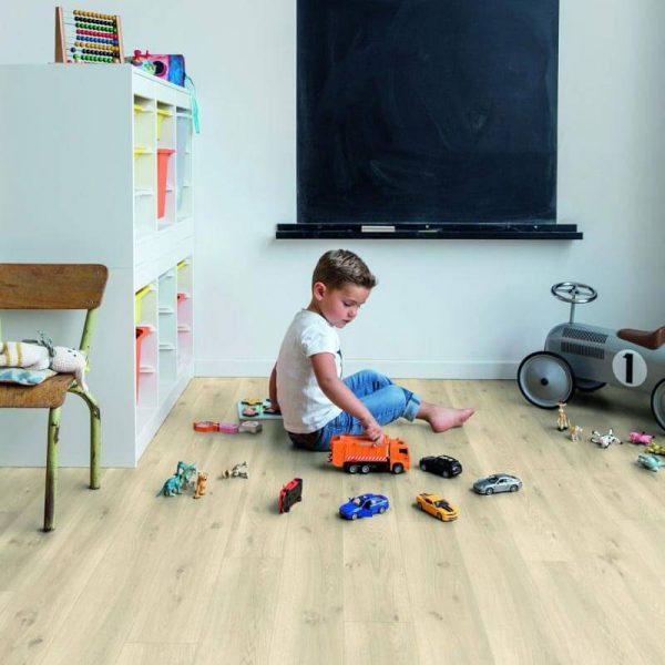Quickstep Livyn Balance Click Plus V4 BACP40017 Drift Oak Light - Room