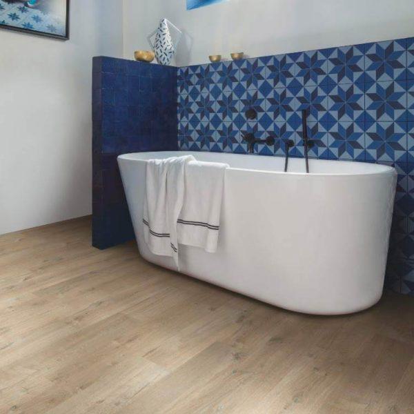 Quickstep Impressive Soft Oak Light Brown IM3557 - Room