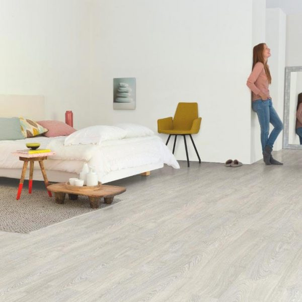 Quickstep Impressive Patina Classic Oak Grey IM3560 - Room