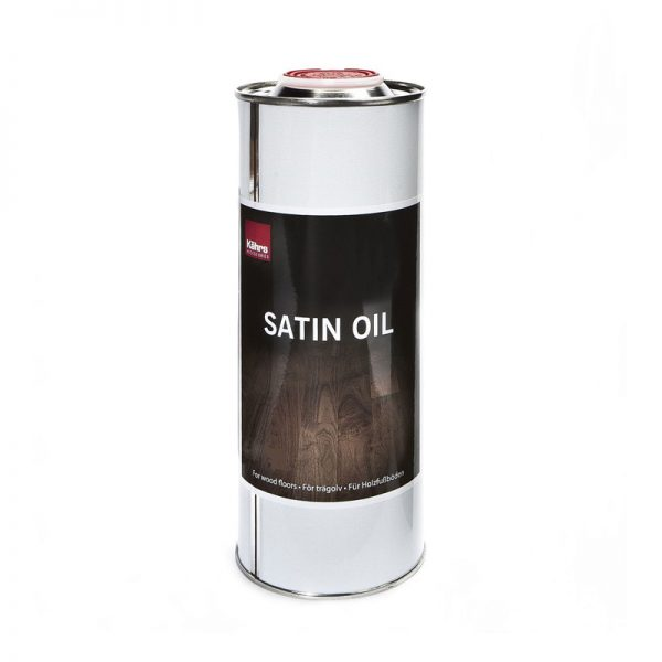 Kahrs Satin Oil - Satin Finish