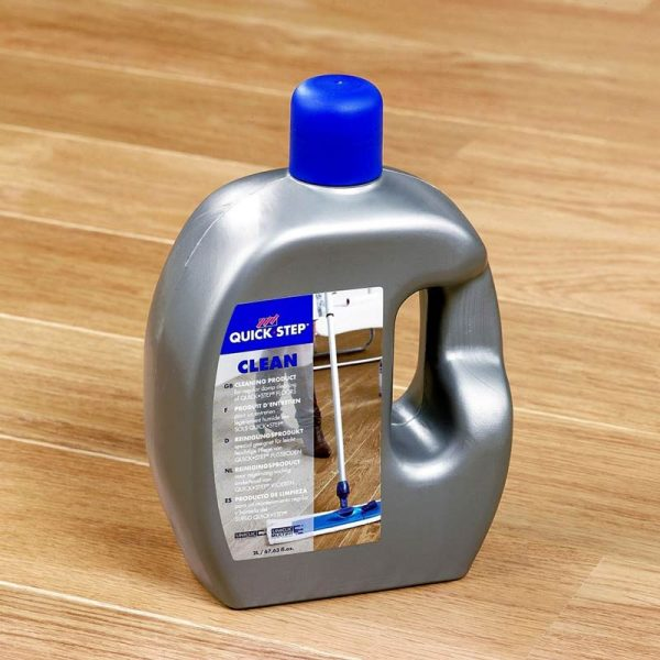 Quick Step Cleaning Product - 2 Litres