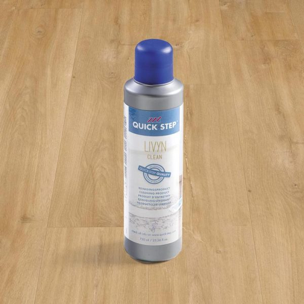 Quick Step Livyn Vinyl Flooring Cleaner