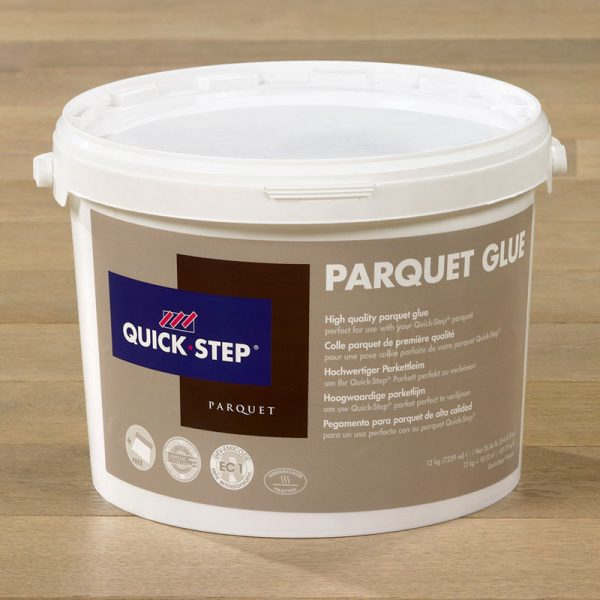 Quick Step Parquet Glue