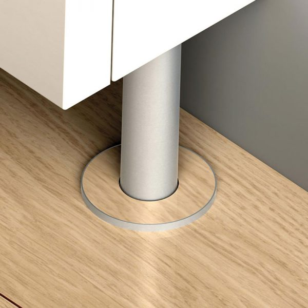 Quick Step Rose Pipe Covers
