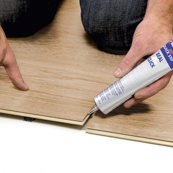 Quick Step Seal and Click