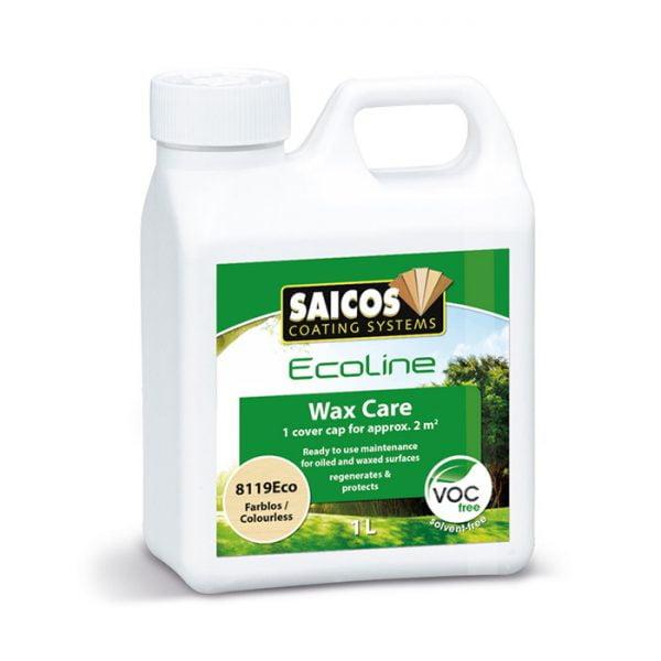 Saicos Ecoline Wax Care