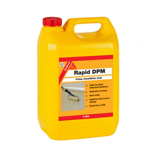 Sika Rapid DPM 5 Litres