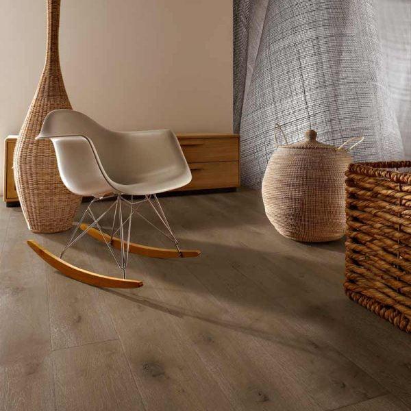 Kahrs Artisan Oak Cemento - Room