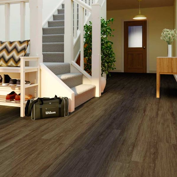 Tuscan Forte Truffle Oak Brushed Lacquered TF518 - Room