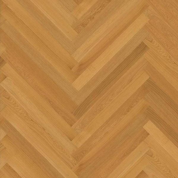 Kahrs Oak Herringbone AB Natural Oiled