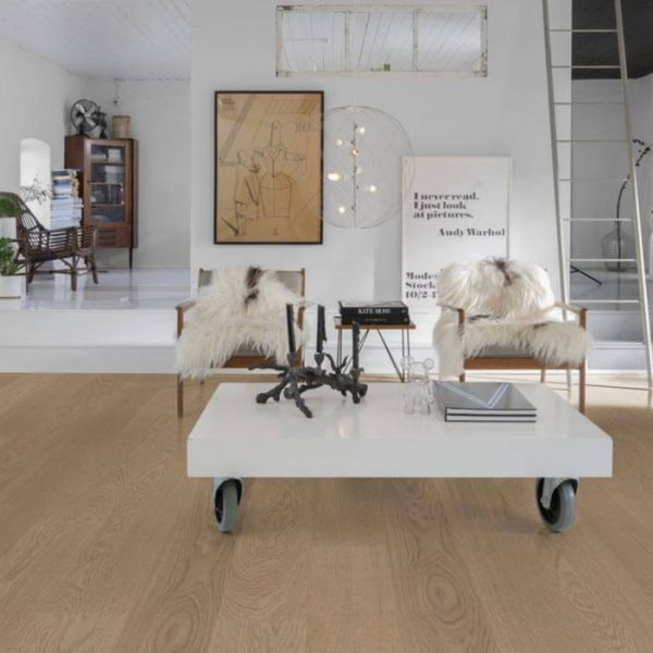 Kahrs Oak Prague Ultra Matt Lacquer - Room