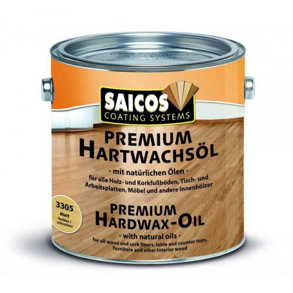 Saicos Premium Hardwax Oil