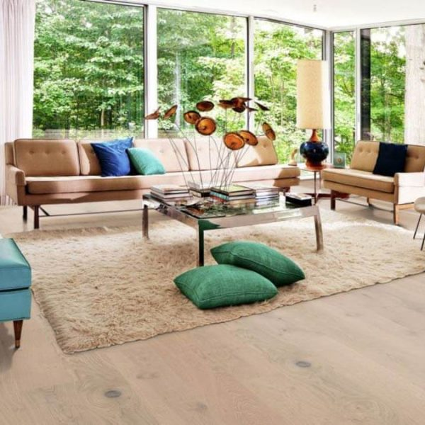Kahrs Oak Sorano - Sand Collection