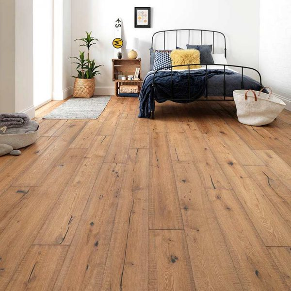 Woodpecker Berkeley Cottage Oak Engineered Wood Flooring
