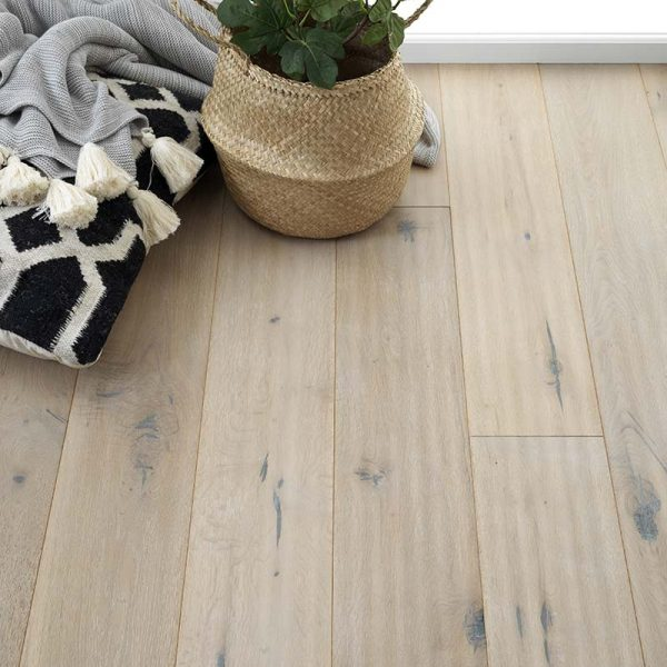 Woodpecker Berkeley Grey Oak Engineered Wood Flooring