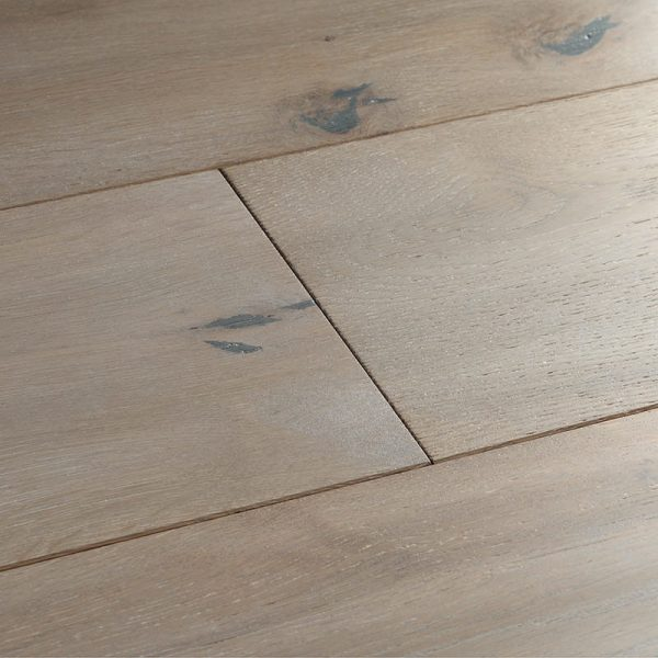 Woodpecker Berkeley Grey Oak Engineered Wood Flooring - Swatch