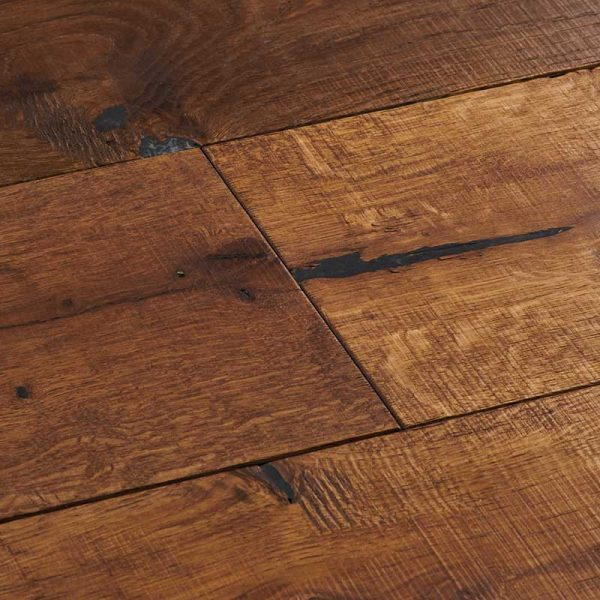 Woodpecker Berkeley Rugged Oak Engineered Wood Flooring - Swatch