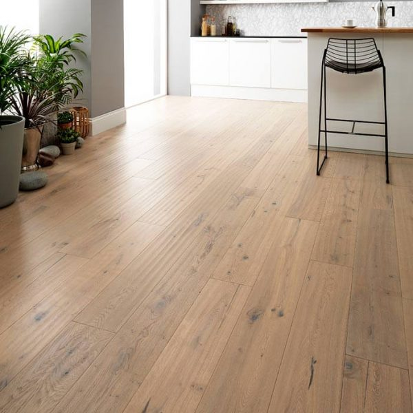 Woodpecker Berkeley White Oak Engineered Wood Flooring