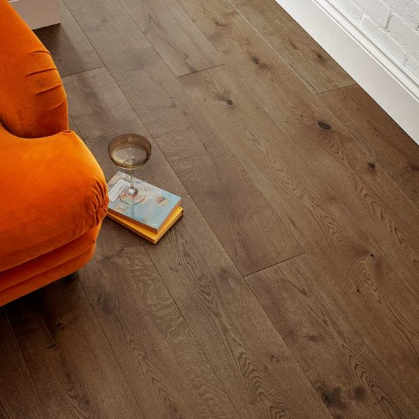 Woodpecker Chepstow Planed Antique Oak Engineered Wood Flooring