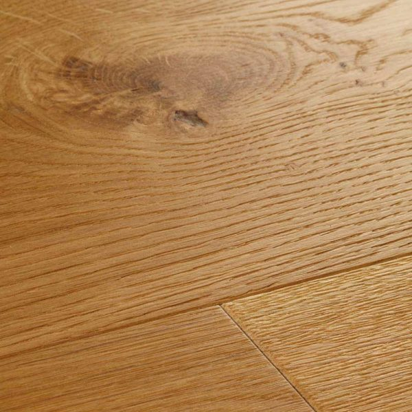 Woodpecker Chepstow Rustic Oak Brushed Oiled Wide - Swatch