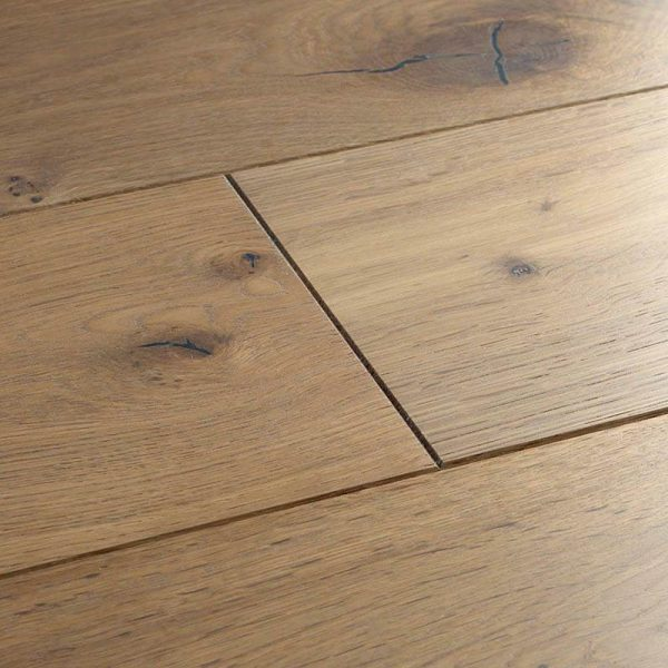 Woodpecker Chepstow Washed Oak Engineered Wood Flooring - Swatch
