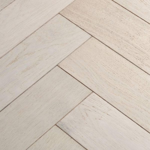 Woodpecker Goodrich Cotton Oak Engineered Wood Flooring - Swatch