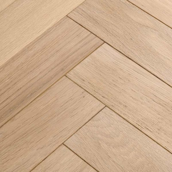 Woodpecker Goodrich Ecru Oak Engineered Wood Flooring - Swatch