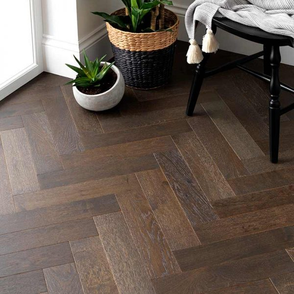 Woodpecker Goodrich Espresso Oak Engineered Wood Flooring