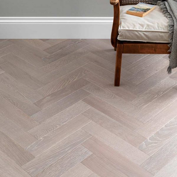 Woodpecker Goodrich Feather Oak Engineered Wood Flooring