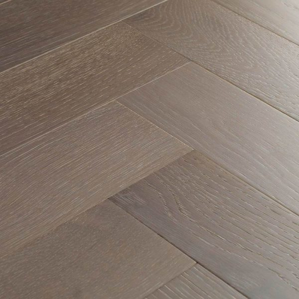 Woodpecker Goodrich Feather Oak Engineered Wood Flooring - Swatch