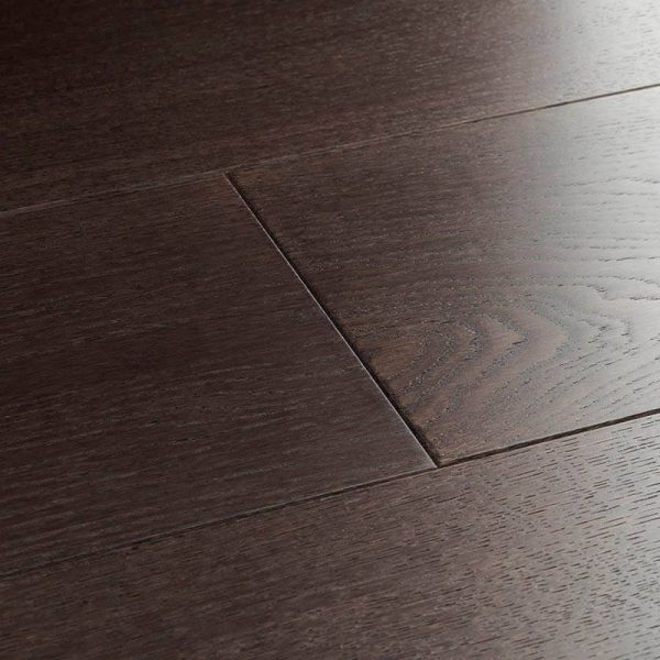 Woodpecker Harlech Chocolate Oak Engineered Wood Flooring - Swatch