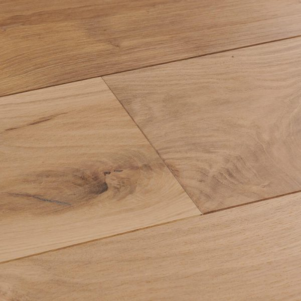 Woodpecker Harlech Raw Oak 190mm - Swatch