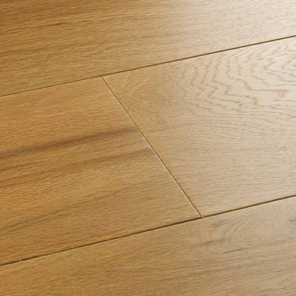 Woodpecker Harlech Rustic Oak Brushed Lacquered 240mm - Swatch