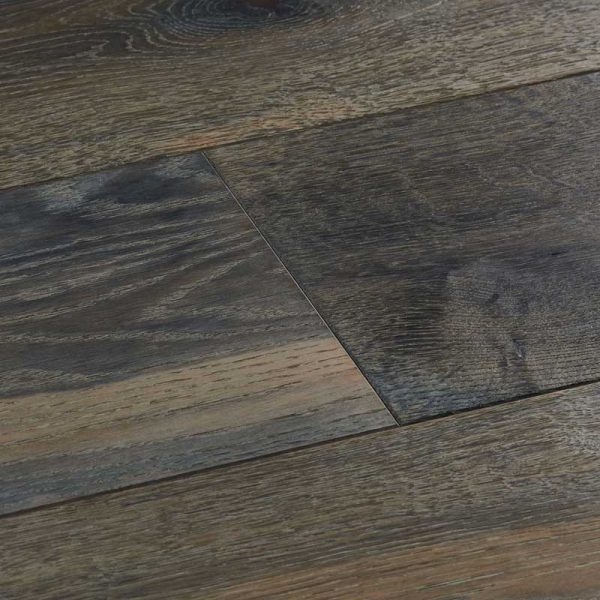 Woodpecker Harlech Stormy Oak Engineered Wood Flooring - Swatch