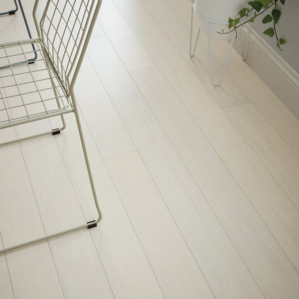Woodpecker Oxwich Whitewash Strand Bamboo Flooring