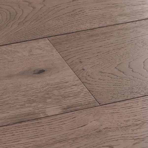 Woodpecker Salcombe Dune Oak Engineered Wood Flooring - Swatch