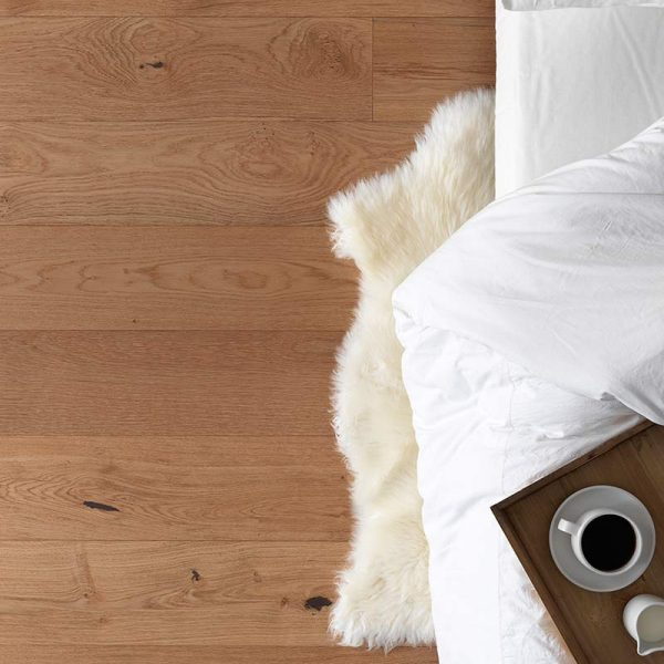 Woodpecker Salcombe Natural Oak Engineered Wood Flooring